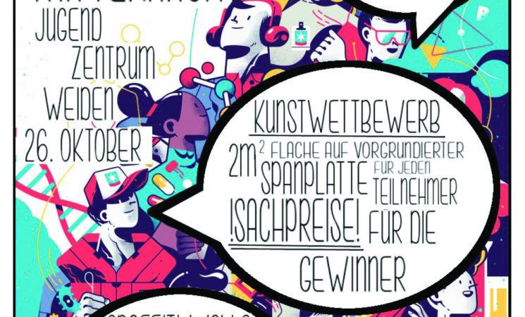 Kunstgenuss bis Mitternacht am 26.10.18
