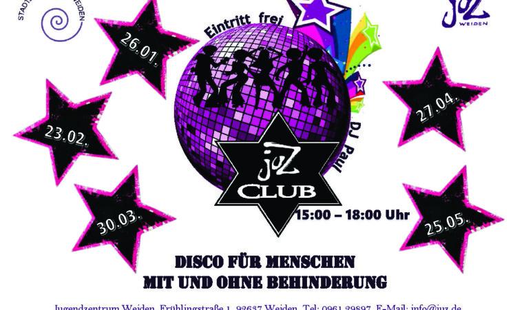 Der JuZ-Club: Termine 2019