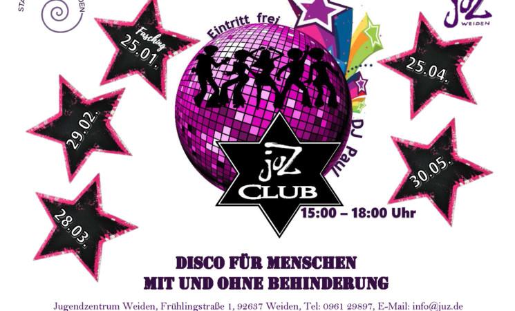 Der JuZ-Club: Termine 2020